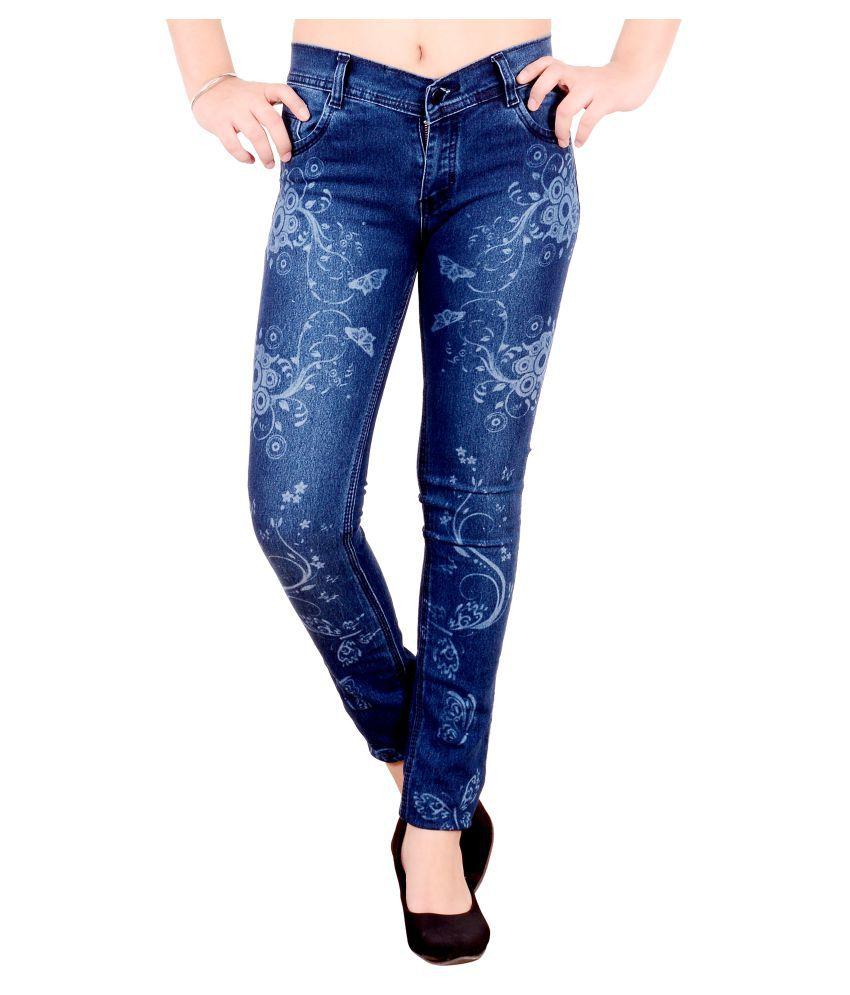 Blinkin Denim Lycra Jeans