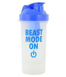 Doxey Single Storage Gym Shaker 500ml Bottle