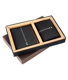 Borse Combo of Wallet and Card Holder