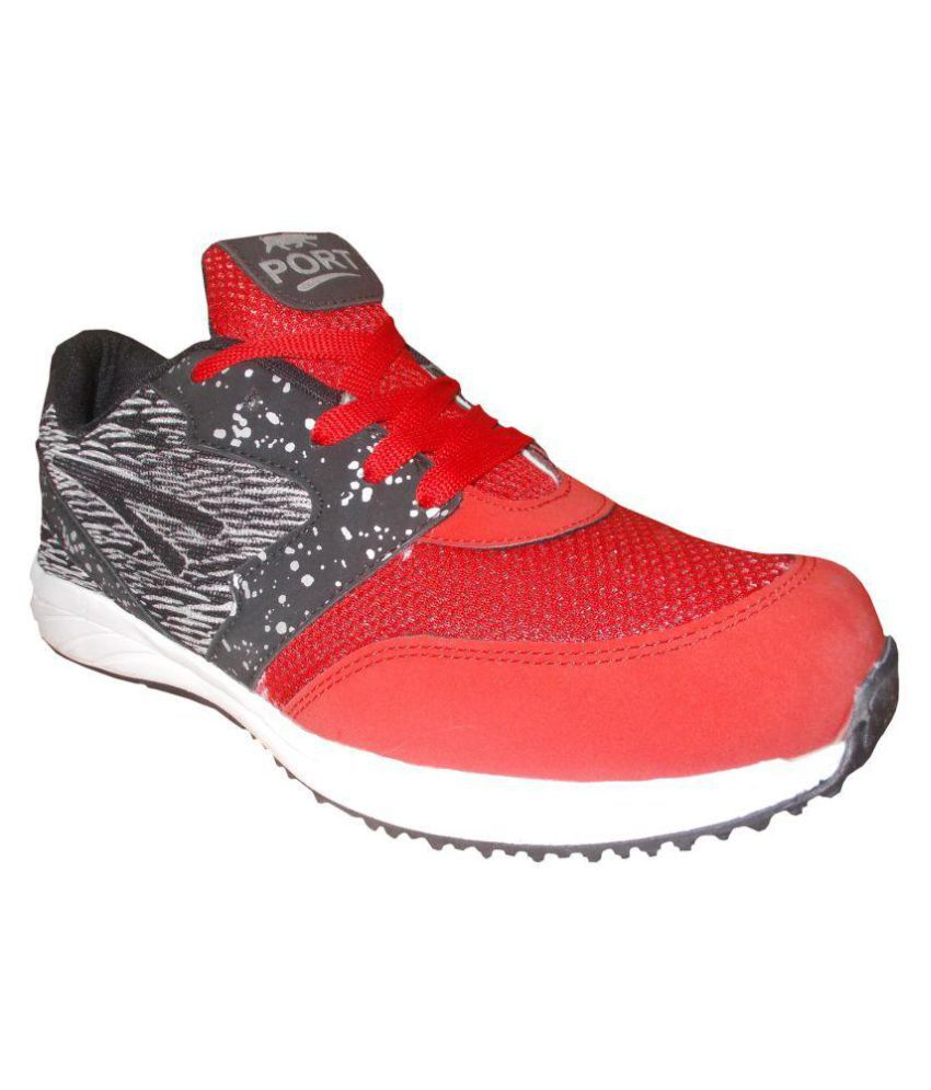 Port IMPACT Running Shoes Multi Color