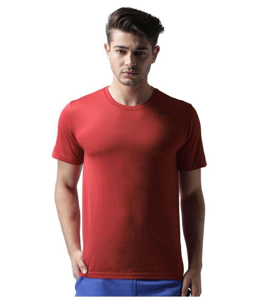 Nike Legend 2.0 SS Men's T-Shirt - Red