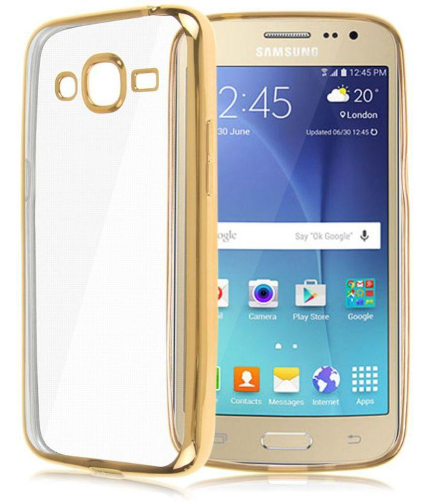 detailed look c19b5 fcfc4 Samsung Galaxy J2 Pro Soft Silicon Cases Mercator - Golden