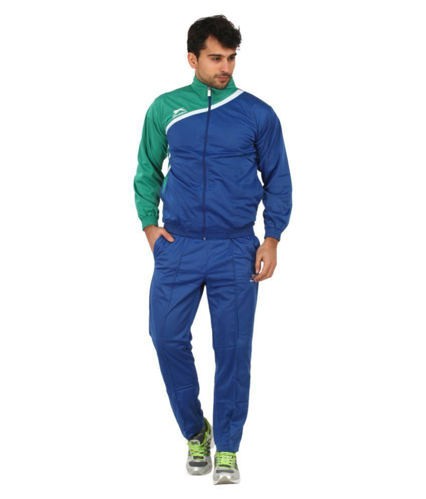 Shiv Naresh Blue Green Track Suits