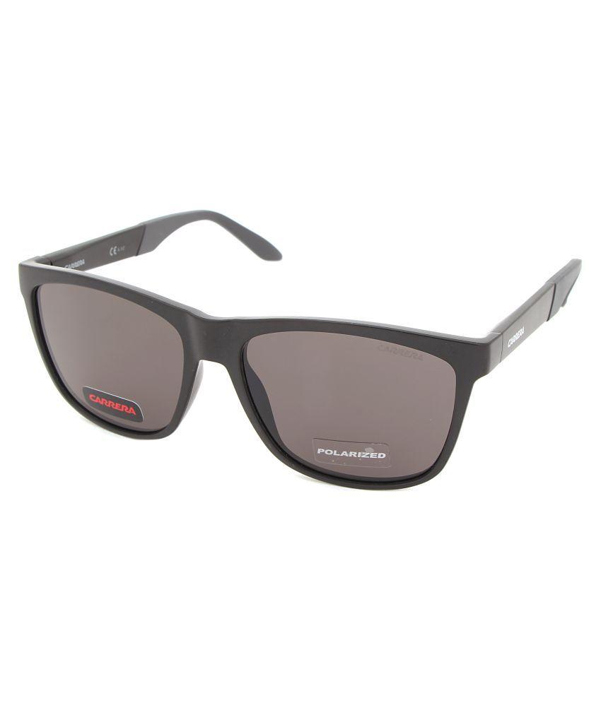 876577d312aba Carrera Black Wayfarer Sunglasses ( CARRERA 8022 S DL5 56M9 ) - Buy Carrera  Black Wayfarer Sunglasses ( CARRERA 8022 S DL5 56M9 ) Online at Low Price -  ...