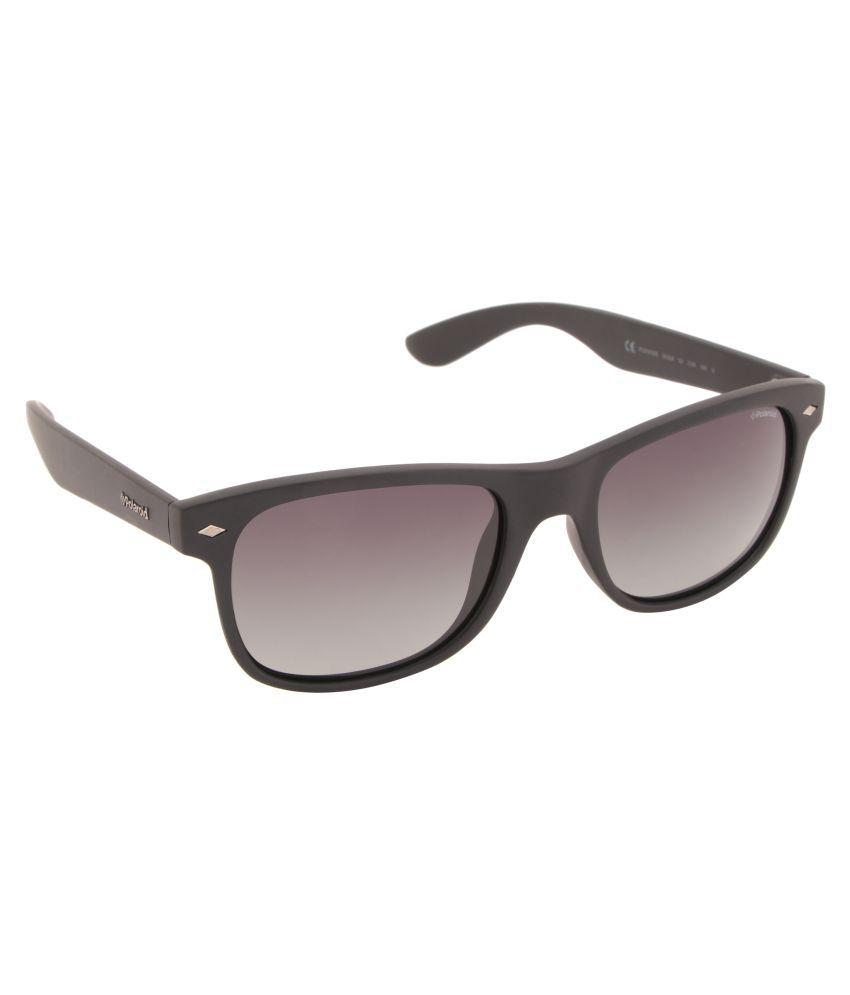 71ea15313d Polaroid Brown Wayfarer Sunglasses ( PLD 1015/S DL5 53LB ) - Buy ...