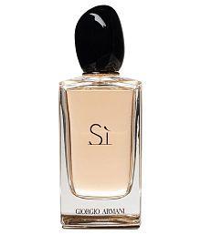 Giorgio Armani SI eau de parfum - 100ml