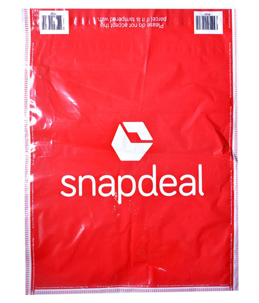 Snapdeal Tamper Proof Envelope 13.5X16 Inches (PL10) - pack of 100