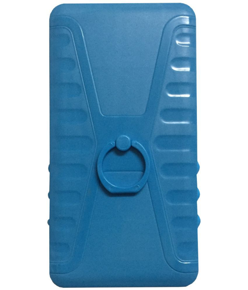 Coolpad Note 3 Lite Plain Cases Lomoza - Blue