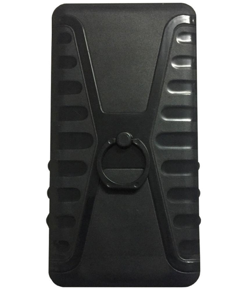 Xolo Era Plain Cases Lomoza - Black