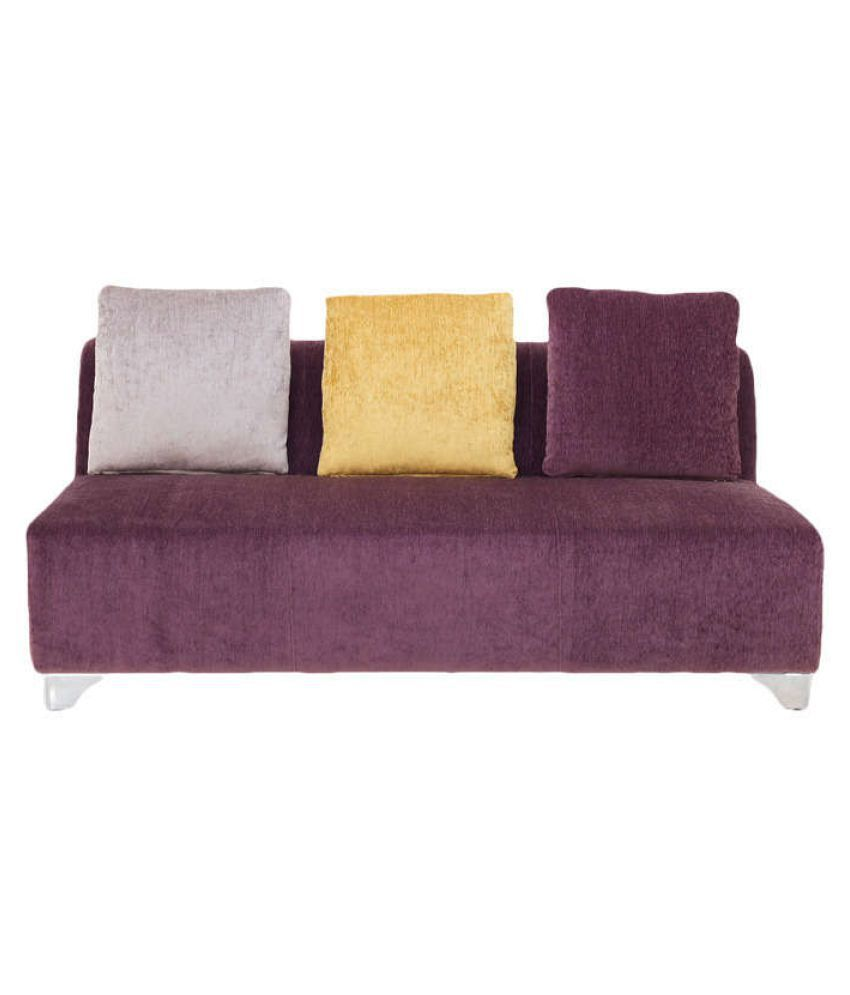 ... Fabbulls Fanchonn Fabric L Shape Sofa ...