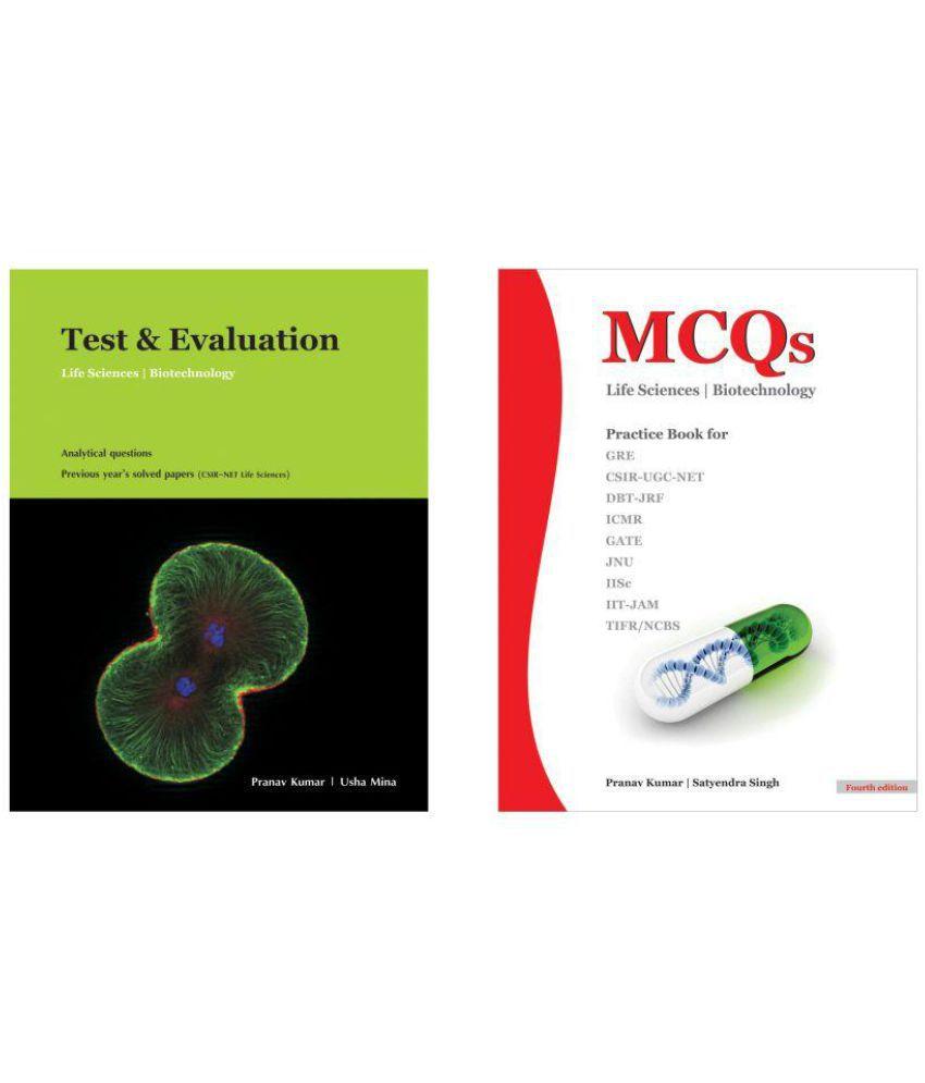 Pathfinder Academy : CSIR-JRF-NET Life Sciences Practice Books Combo Set