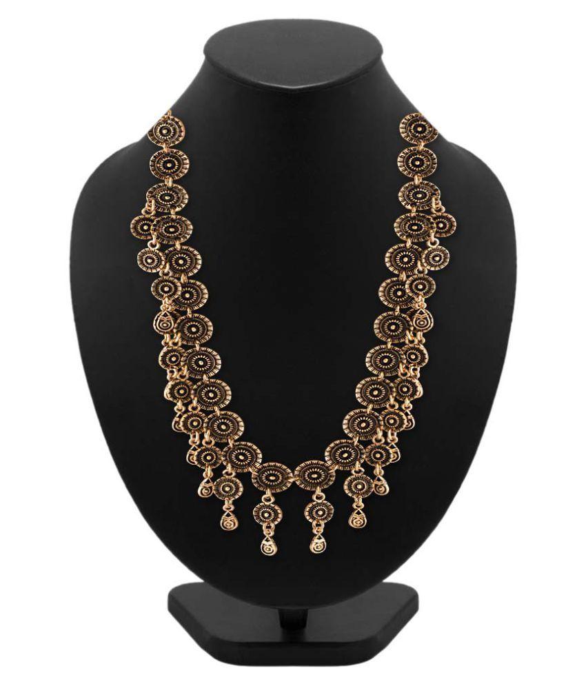 Voylla Oxidized Necklace For Women