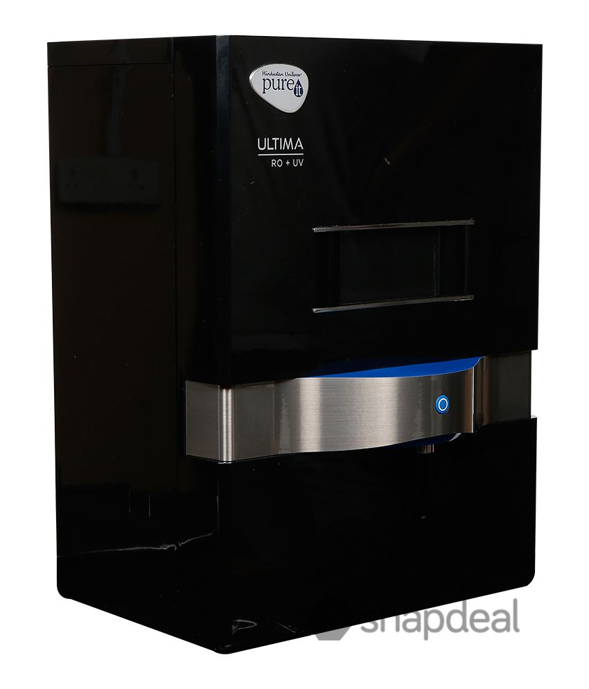 Pureit Ultima Mineral Ro Uv Water Purifier Price In India Buy Classic 9l