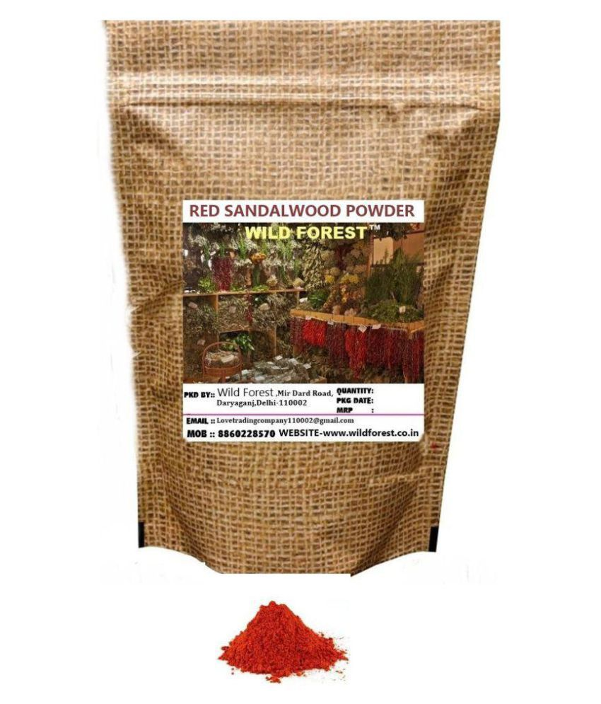Wild Forest Red Sandalwood Powder 25 gm