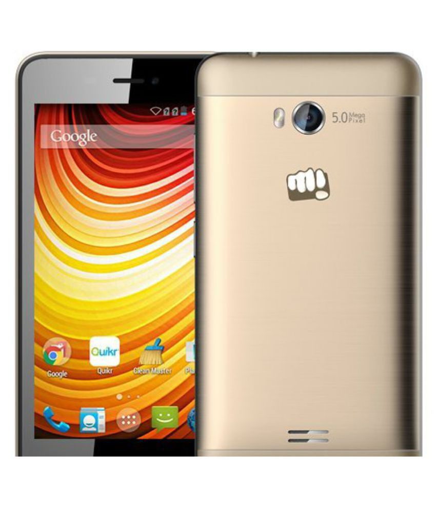 Micromax Q336 Android Mobile Phone with 4.5 inch screen ...