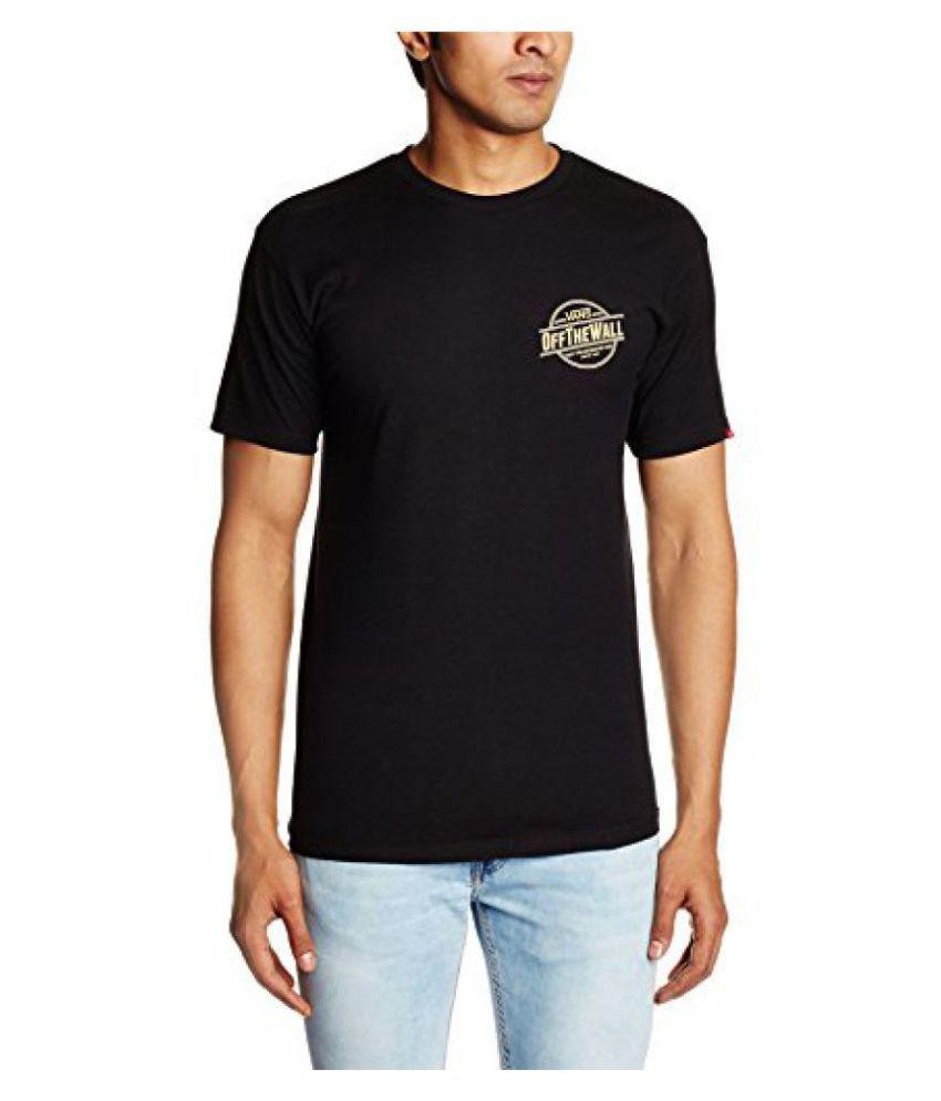 VANS Mens Cotton T-Shirt