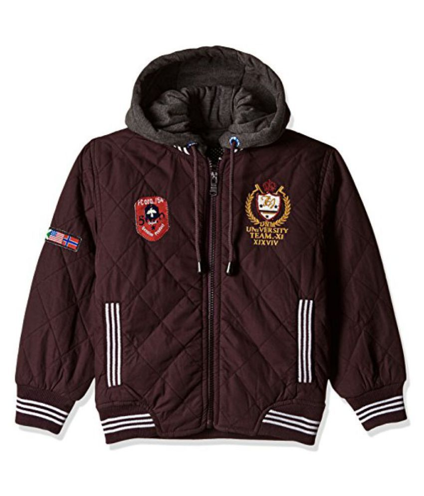 a2463f18 Fort Collins Boys' Jacket - Buy Fort Collins Boys' Jacket Online at Low  Price - Snapdeal