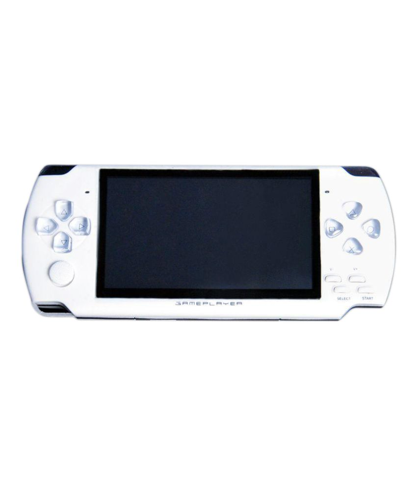 Macca PSP 4GB Handheld Console ( Games Included: 10000 ) 3d Gaming & Digital Player