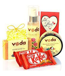 Veda Essence Natural Beauty Kit For Dry Skin Skin Tonic 250 Gm Pack Of 2
