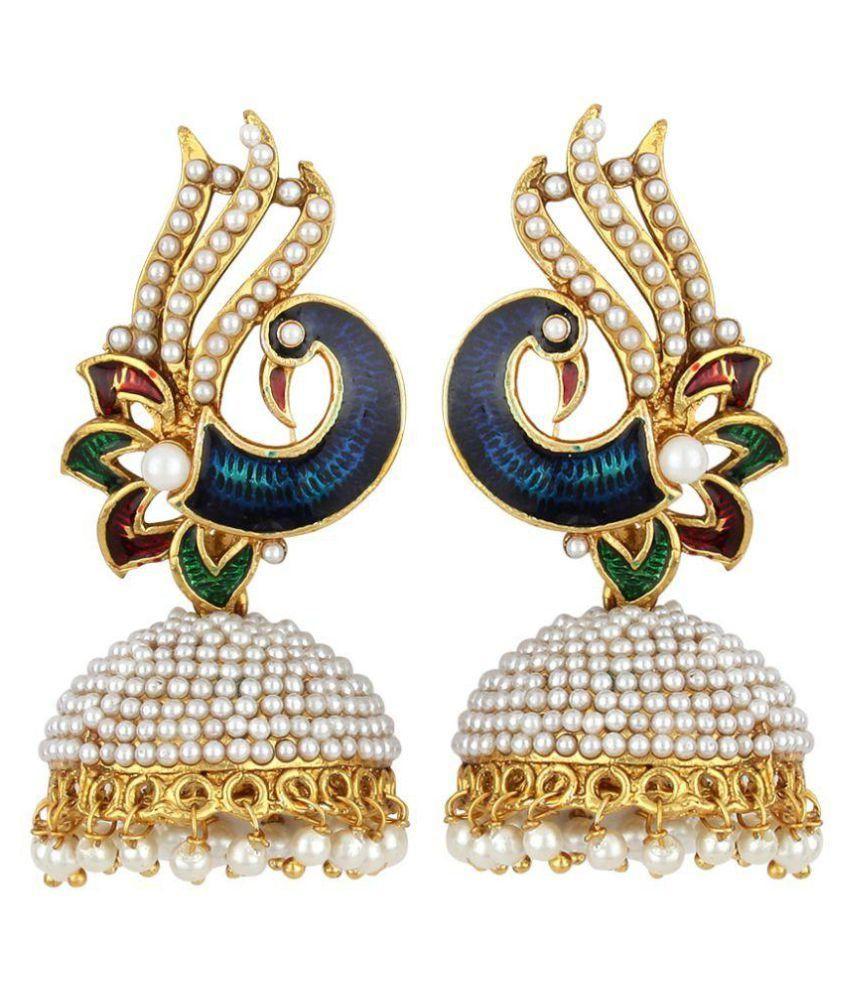 Angel In You Multicolor Earrings