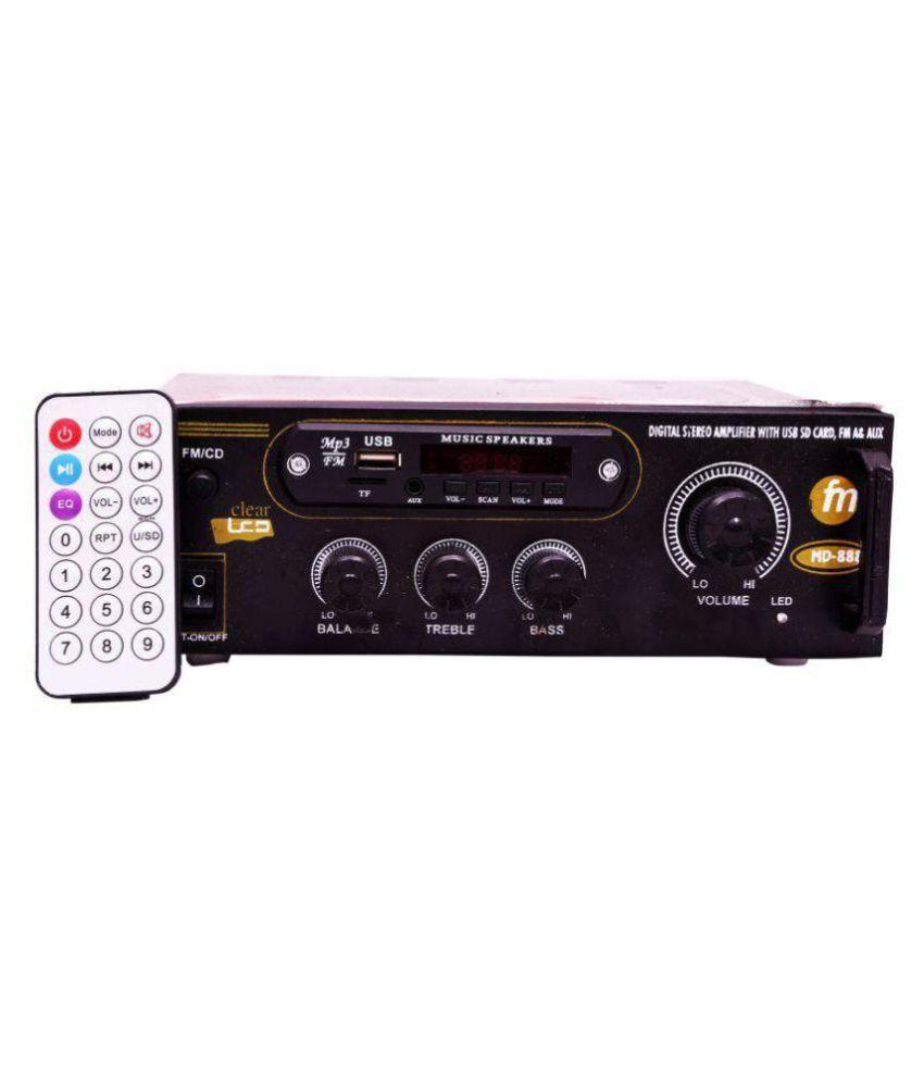 Black Cat NA 2-Channel Amplifier