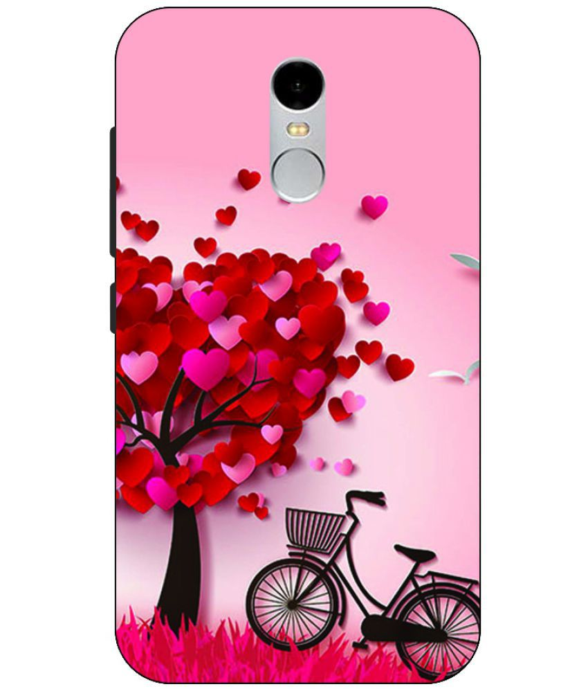 online store caa35 27aa0 Xiaomi Redmi Note 4 Printed Cover By Print Shapes