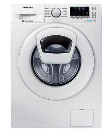 Samsung 8 Kg WW80K5210WW/TL Fully Automatic Front Load Washing Machine