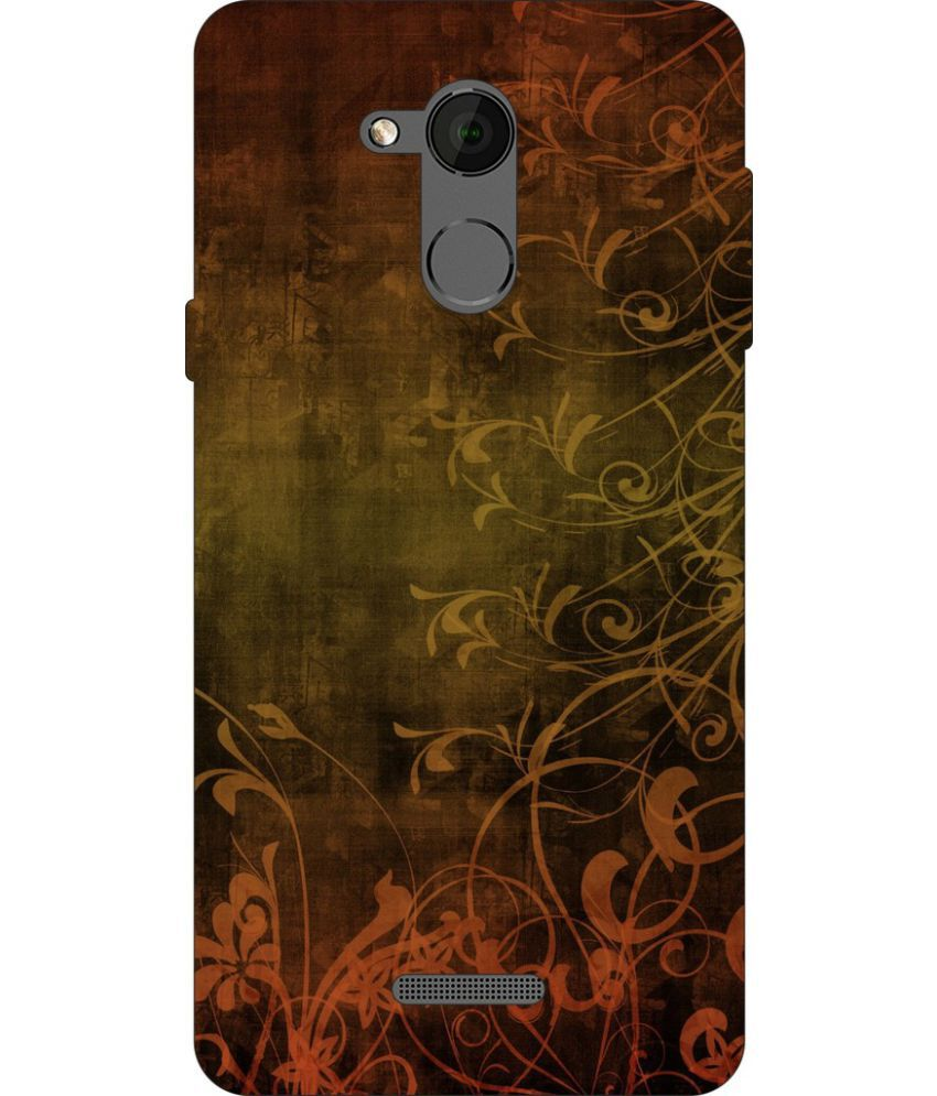 Coolpad Note 5 Printed Cover By Go Hooked