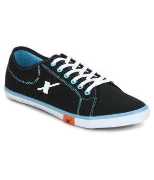Buy Sparx SM-283 Sneakers Black Casual