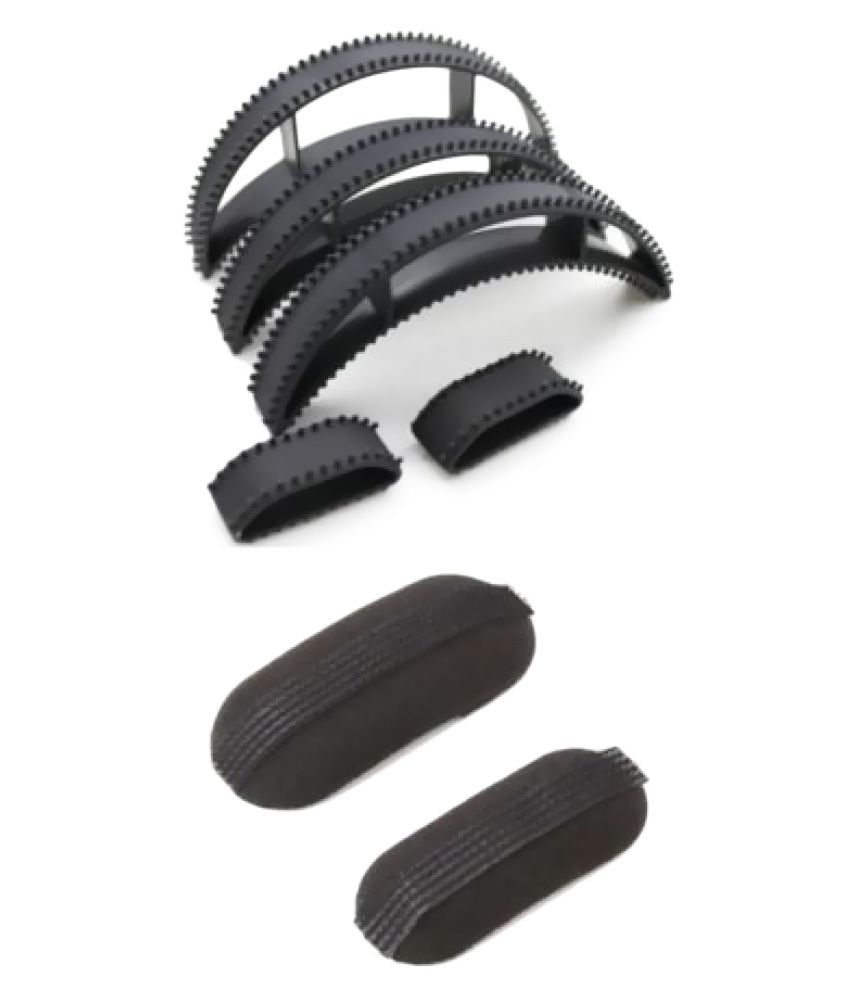 HomeoCulture Black Party Combo Hair Accessories