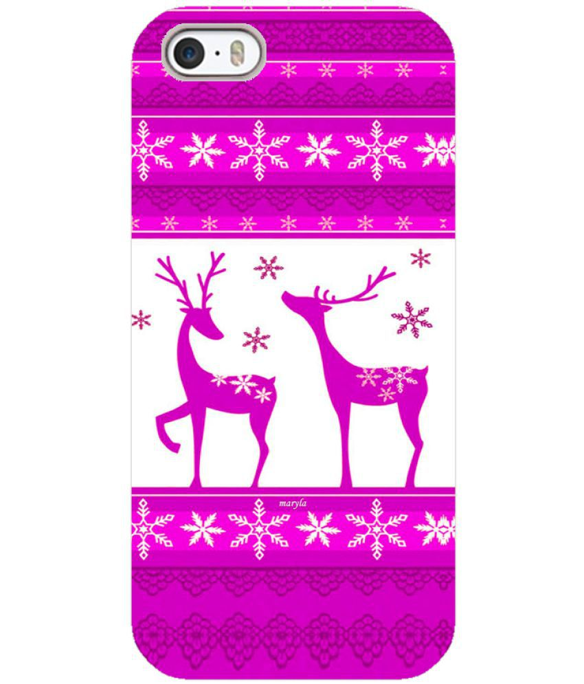 Apple iPhone 5 Printed Cover By Digi Fashion