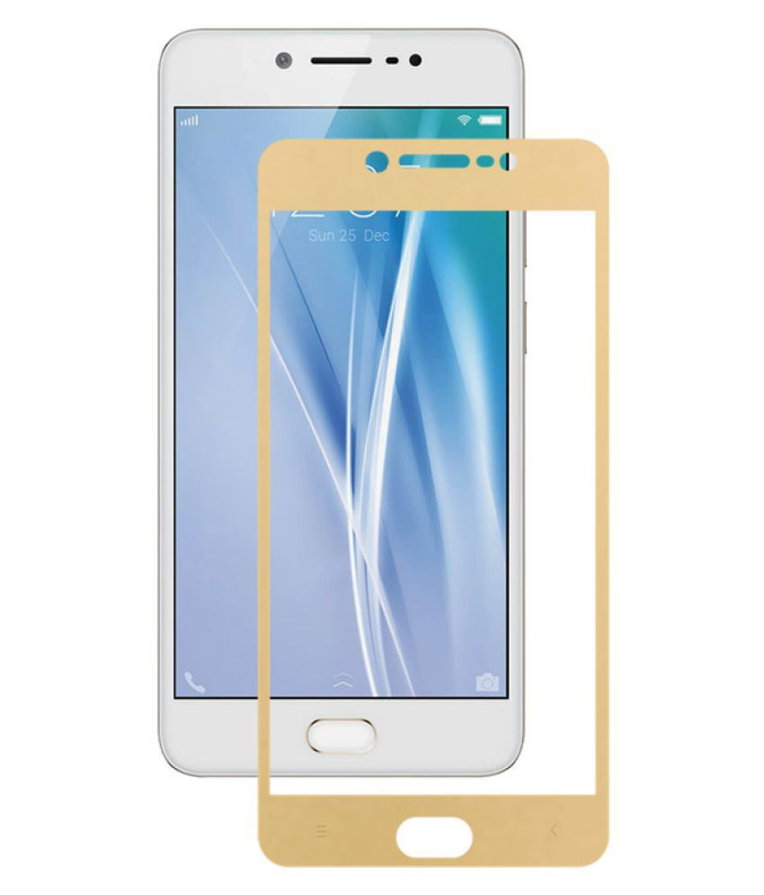 Vivo V5 Tempered Glass Screen Guard By Acm Mobile Guards Temperglass