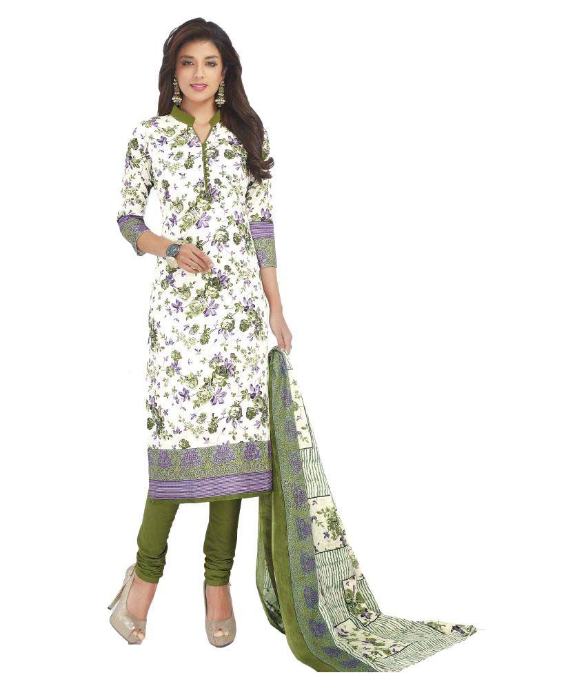 cc84af02b Ganpati Cotton Suits Multicoloured Cotton Dress Material - Buy Ganpati Cotton  Suits Multicoloured Cotton Dress Material Online at Best Prices in India on  ...