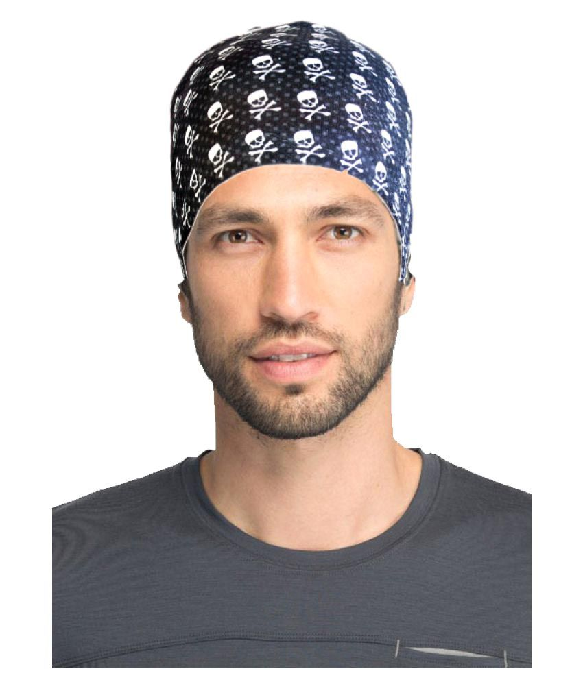 K-Only Multi Printed Nylon Headwraps