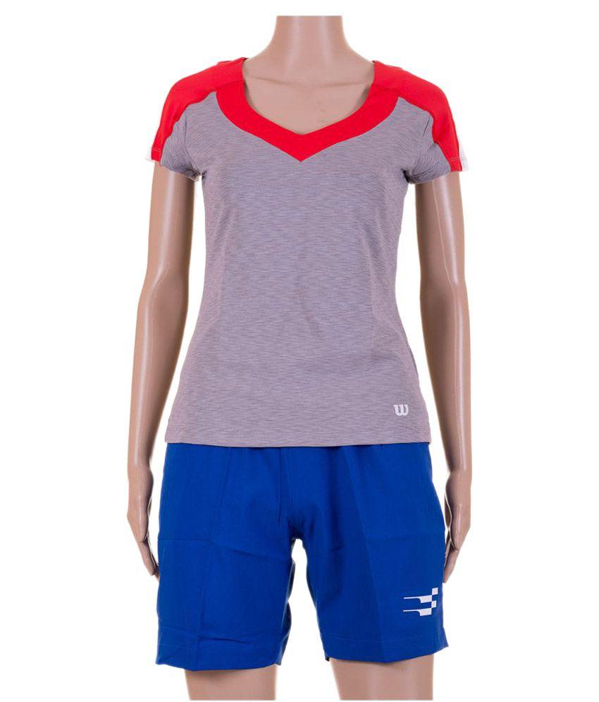 Wilson Polyster T Shirt