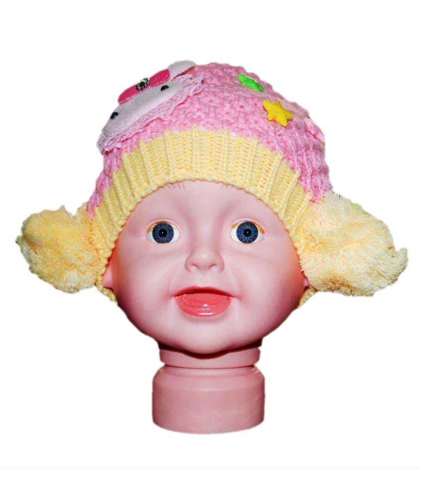 K-Only Kids Winter Woolen Cap