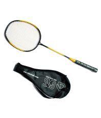 Gas Henco Badminton Raquet Black/Orange