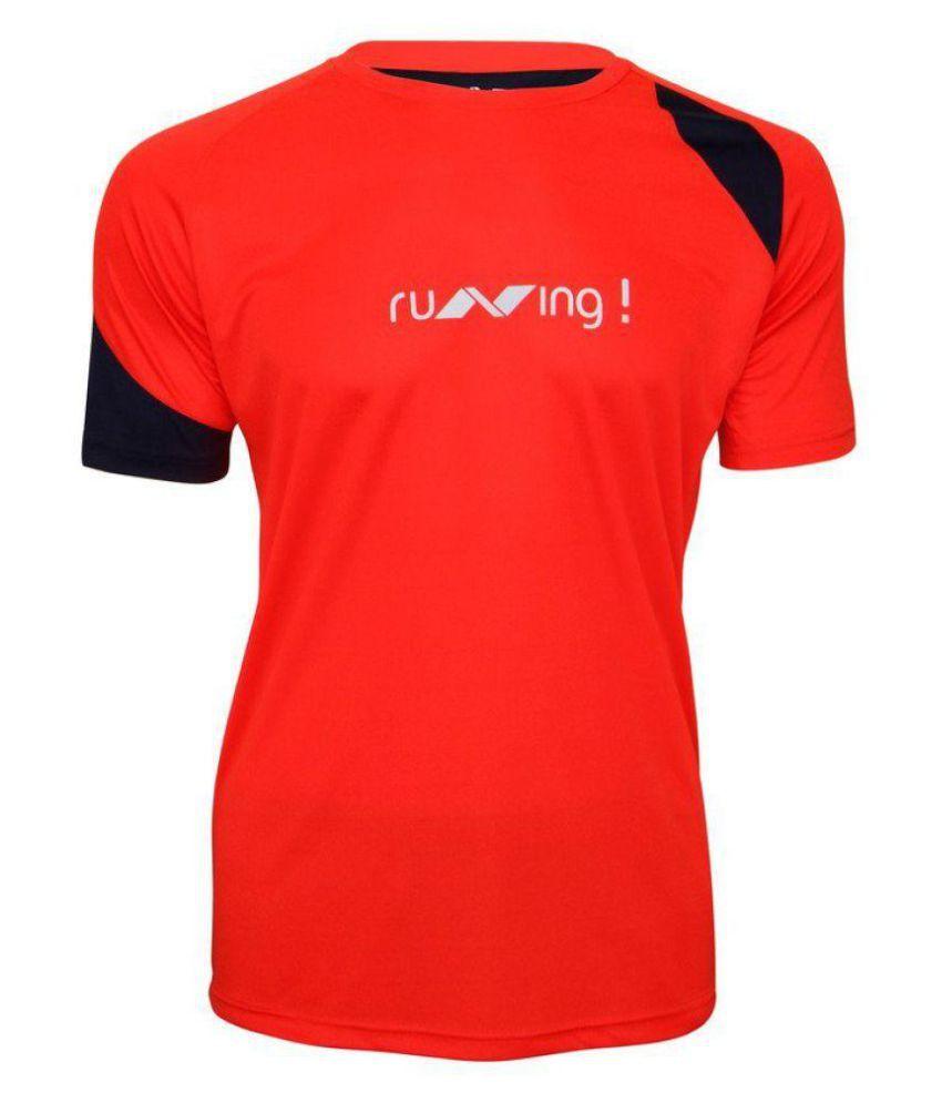 Nivia Running OXY-3 Fitness Tee