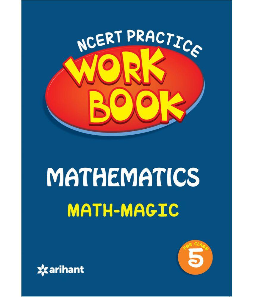 NCERT Practice Workbook Mathematics With Magic Class 5