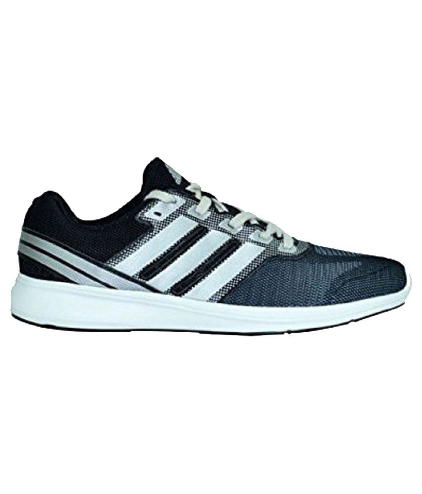 new concept ab12b e5ac6 Adidas ADI PACER ELITE W Black Running Shoes - Buy Adidas ADI PACER ELITE W Black  Running Shoes Online at Best Prices in India on Snapdeal