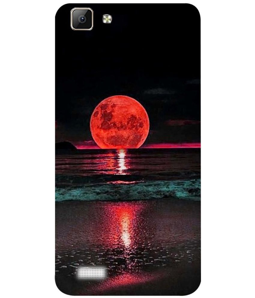 Vivo V1 Printed Cover By Digi Fashion