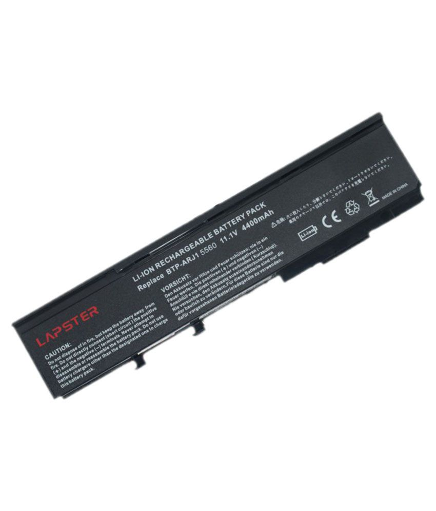Lapster Laptop battery Compatible For Acer Acer Aspire 2420 / AQJ1
