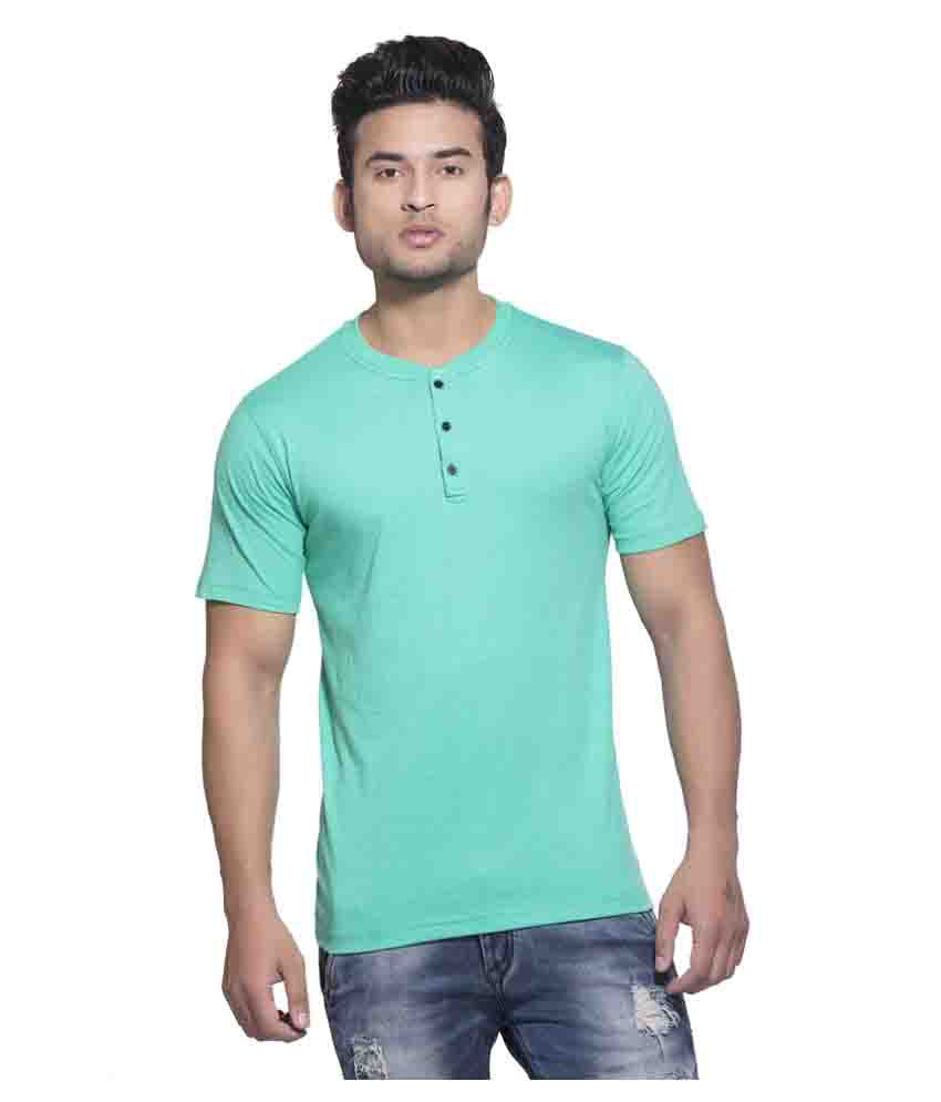 Clifton Green Henley T-Shirt