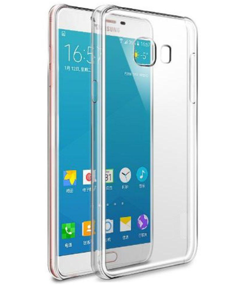 best loved 7d812 62964 Samsung Galaxy C9 Pro Soft Silicon Cases PIEA - Transparent
