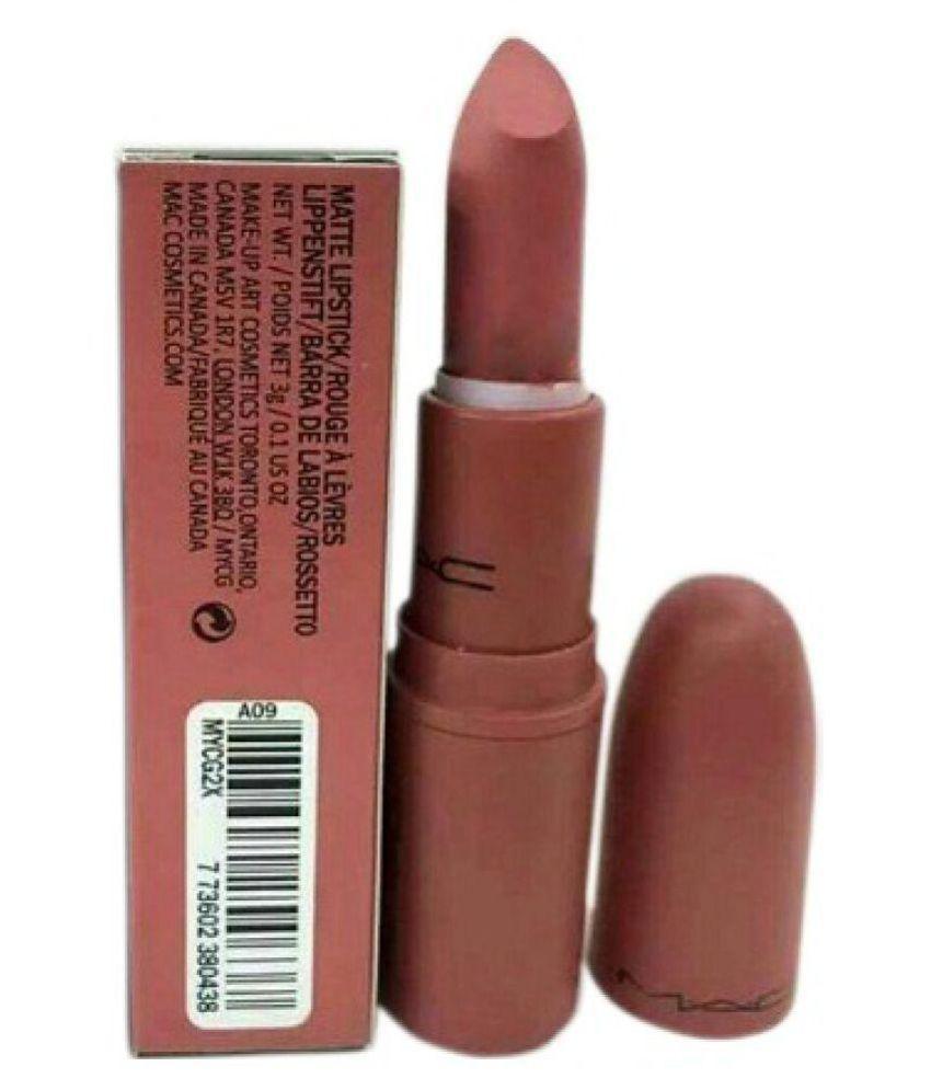 Ben noto Mac Imported Lipstick Whirl 3 gm: Buy Mac Imported Lipstick Whirl  QA42