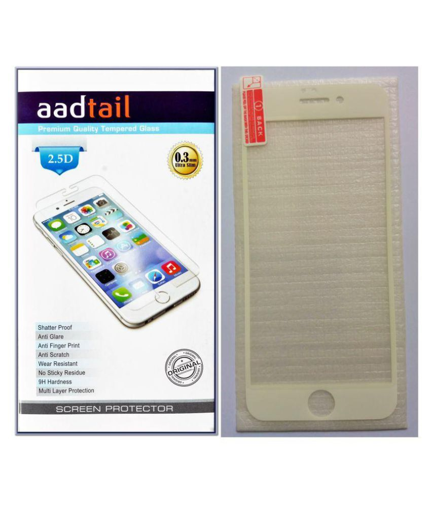 Apple iPhone 7 Matte Screen Guard By Aadtail