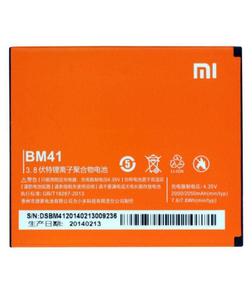 Xiaomi Redmi 2000 mAh Battery by Koie
