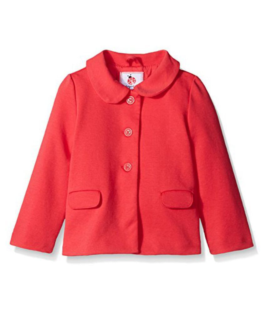 Gymboree Baby Girls' Long-Sleeve Pink Coat