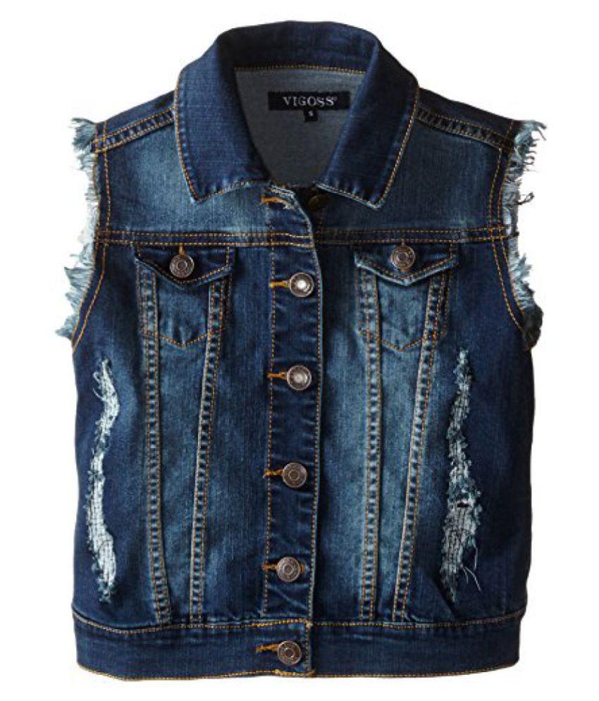 Vigoss Girls' Sleeveless Vest