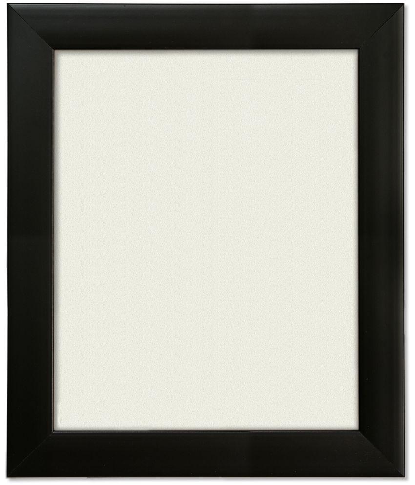 Ajanta Royal Glass Table Top & Wall hanging Black Single Photo Frame ...